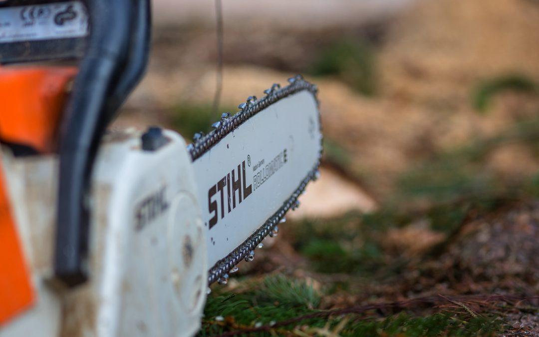 L'importance de la formation pour l'utilisation des scies à chaines