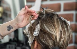 un cheveux