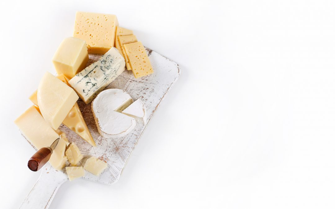 Le fromage – Un met rempli de bienfaits